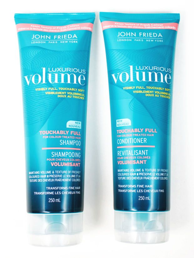 The Best Shampoo and Conditioner for My Fine, Colour-Treated Hair - Beauty Editor