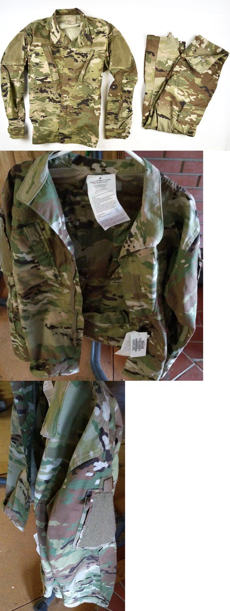 Tactical Clothing 177896: Army Usgi Military Uniform Scorpion W2 Ocp Camo Shirt Pant Lr Large Regular -> BUY IT NOW ONLY: $67.44 on eBay!