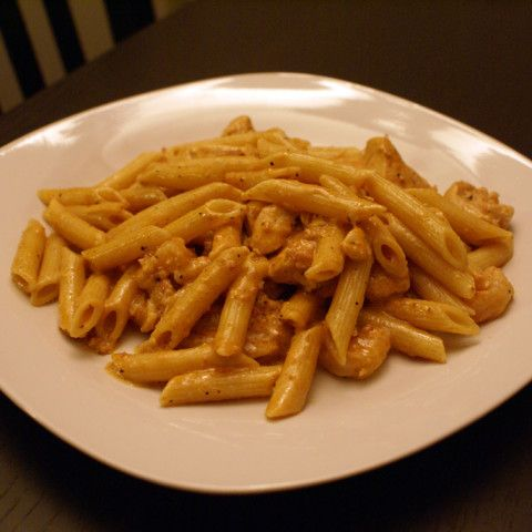 New New Orleans Pasta