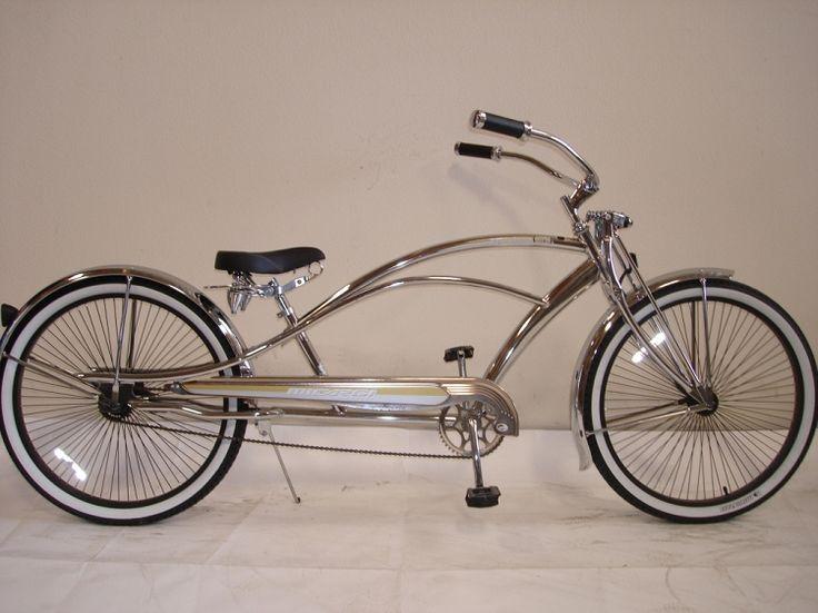 Micargi Mustang GTS Chopper Beach Cruiser Bicycle 26 / Chopper Bicycles / Lowrider Bikes For Sale / Chopper Cruiser