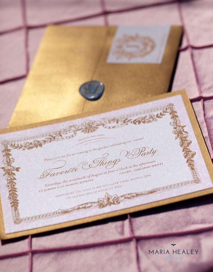marie antoinette wedding invitations | Wedding