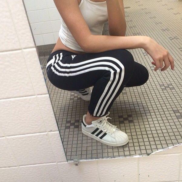 Pinterest: Nuggwifee☽ ☼☾. Adidas PantsAdidas ShoesAdida ...