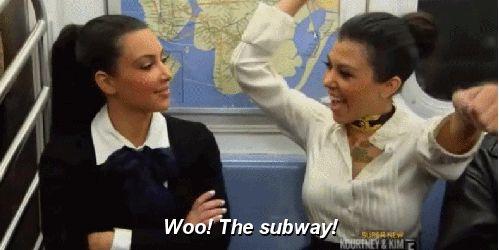 New trending GIF on Giphy. kim kardashian nyc kourtney kardashian subway nyc subway kim and kourtney. Follow Me CooliPhone6Case on Twitter Facebook Google Instagram LinkedIn Blogger Tumblr Youtube