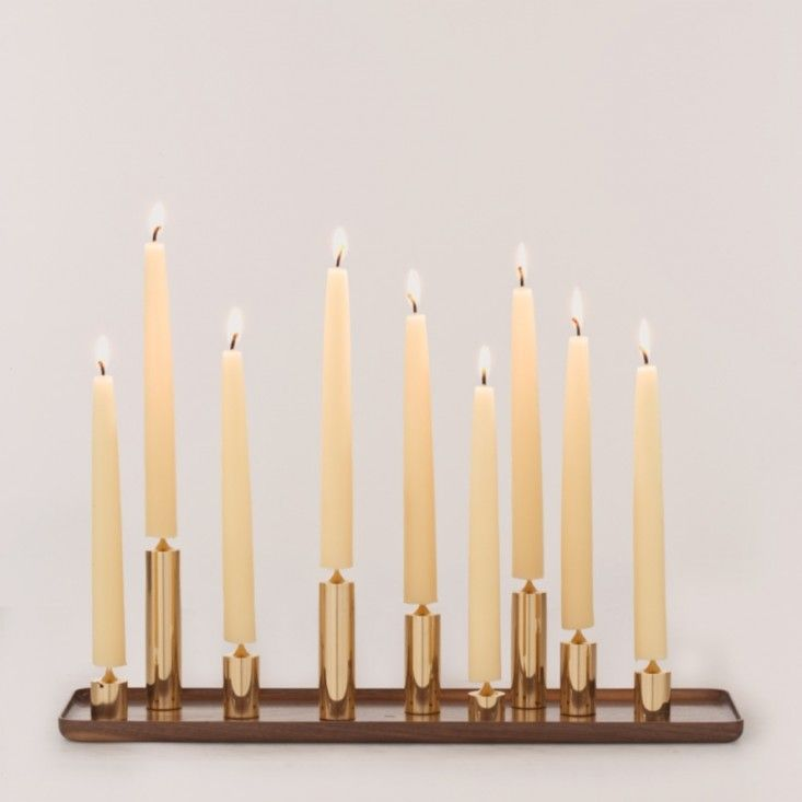 5 Favorites: Modern Menorahs for Hanukkah (and More)