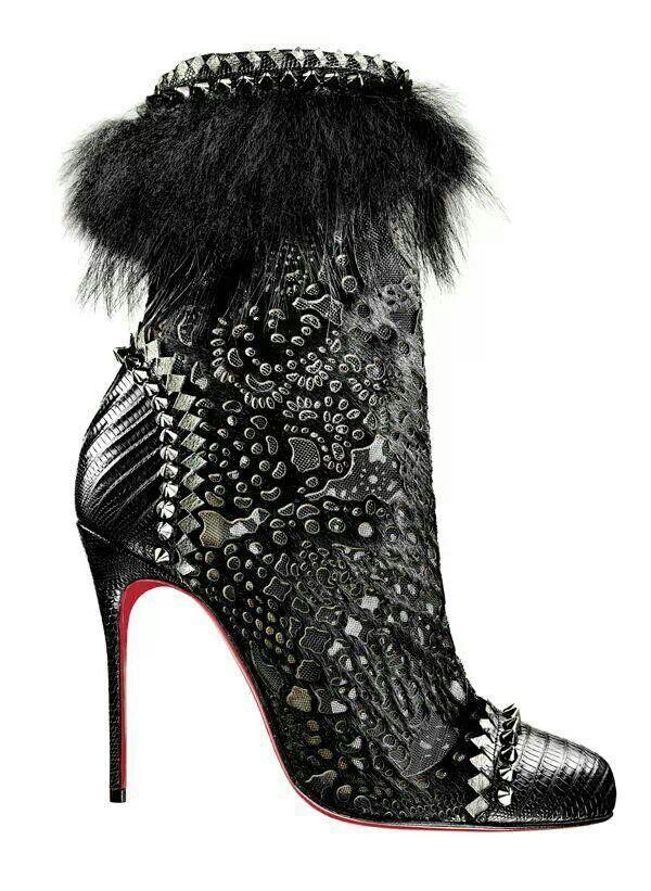 gorgeous black boots