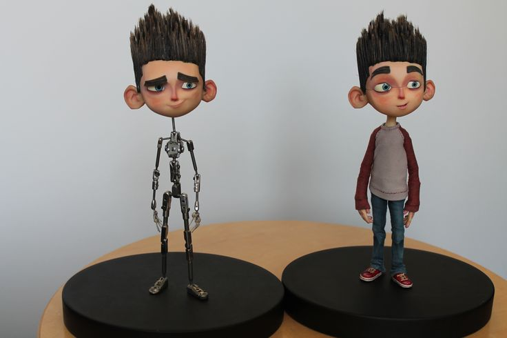 Paranorman (2012), puppet