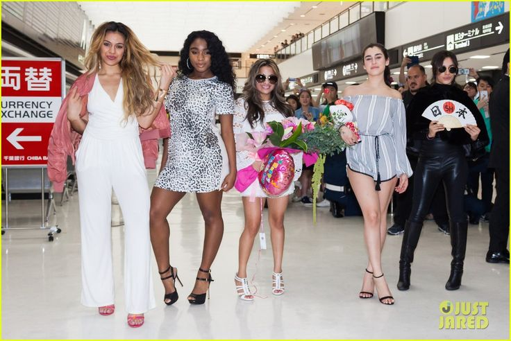 fifth harmony japan arrival killings bday 01