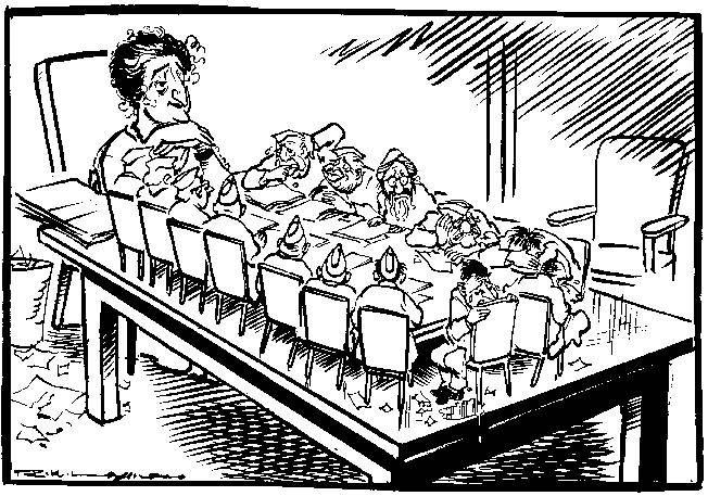 Kitchen Cabinet In Indian Politics