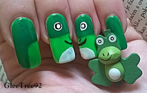 GleeTree92: Twin Post: Save the Frogs day with Bubica Simple N...