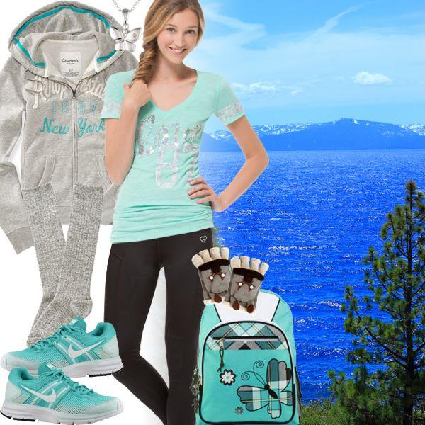Hiking Fashion Inspiration