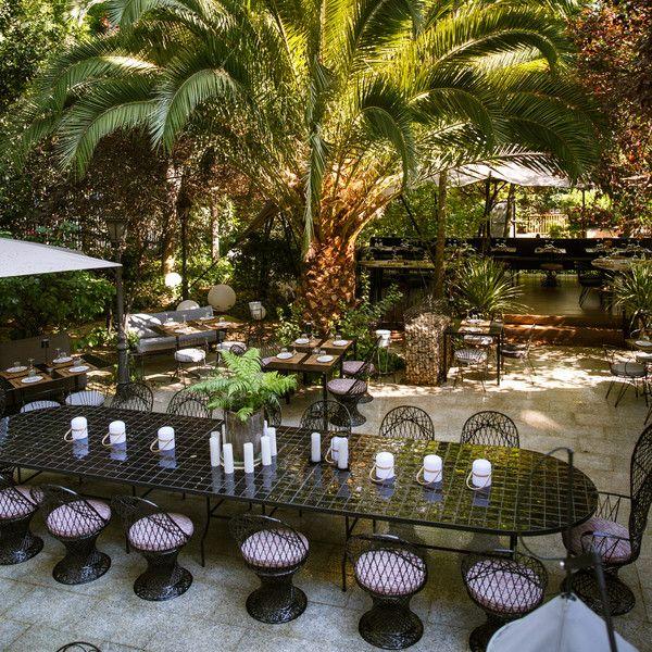 Raimunda La Nueva Terraza De Moda En Madrid Restaurante Jardin Terrazas Madrid Bares Diseño