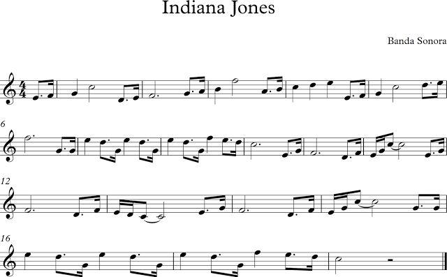Indiana Jones. Fragmento de la Banda Sonora                                                                                                                            Más