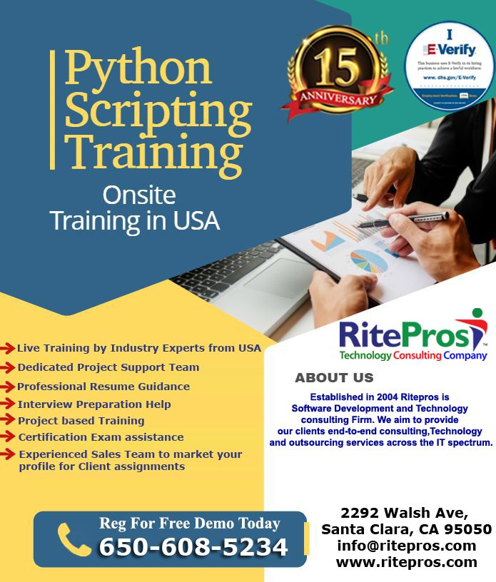 Python Demo Classes Live Training Technology Projects Technology Consulting