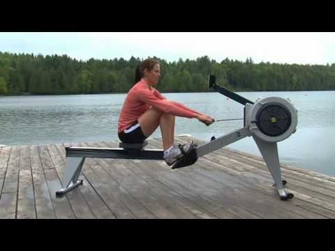 Proper Rowing Technique! Very nicely explained