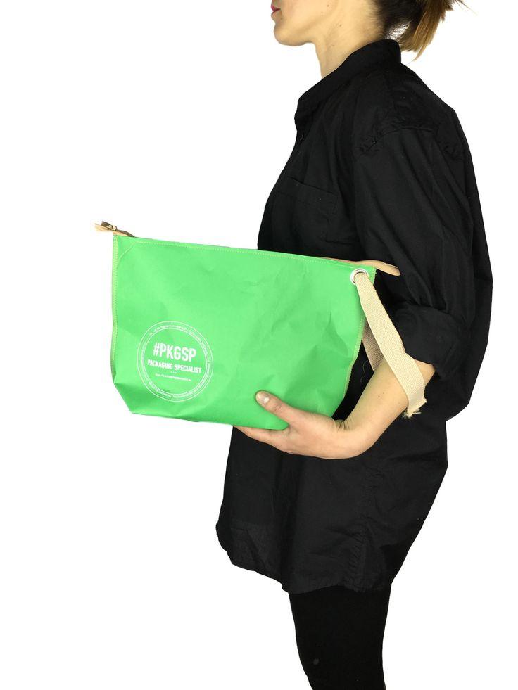 POCHETTE | Verde bandiera