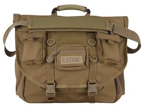 Blackhawk Tactical Briefcase - Coyote Tan