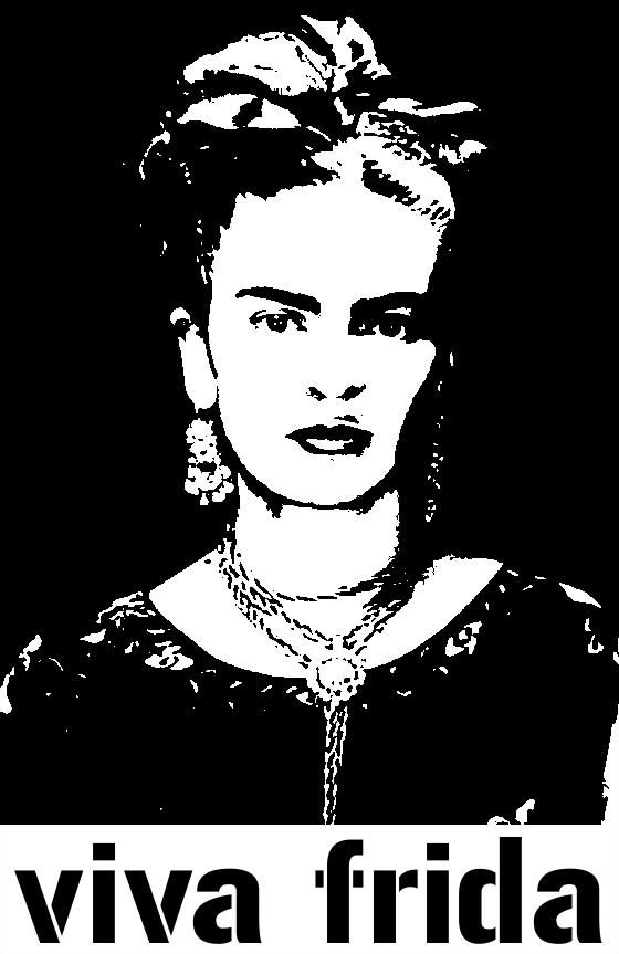 :: strix.org.uk :: stencils :: viva frida ::