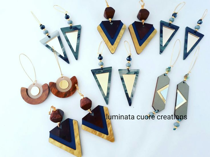 New collection earrings ♥
