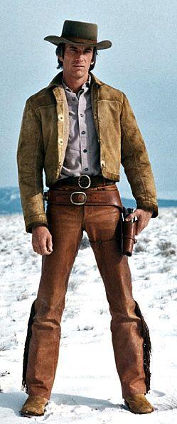 Emmett (Scott Glenn) SILVERADO 1985.    / I still watch this, was on the other day, phenomenal movie.