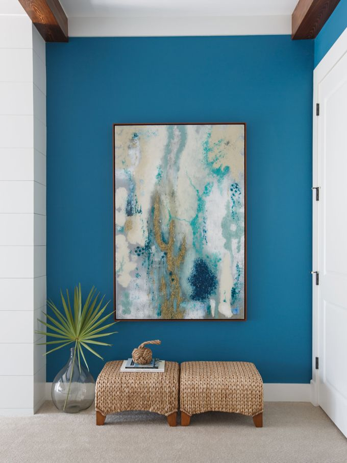 25+ best Blue artwork ideas on Pinterest Blue painting, Abstract - artwork for living room