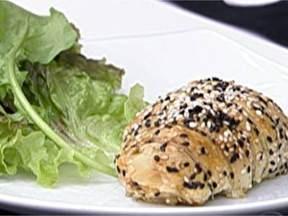 Croissant de Frango - Foto de Mais Você na TV