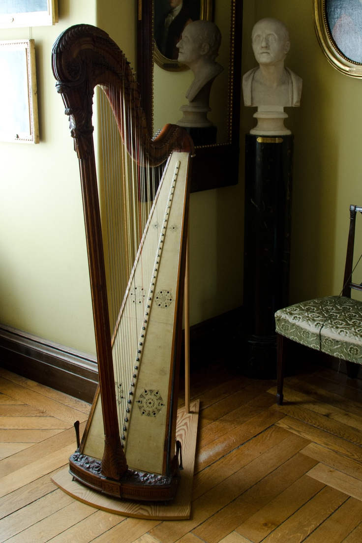The museum of national history at frederiksborg castle copenhagen - Harp In Frederiksborg Castle Harpcopenhagendenmarkcastles
