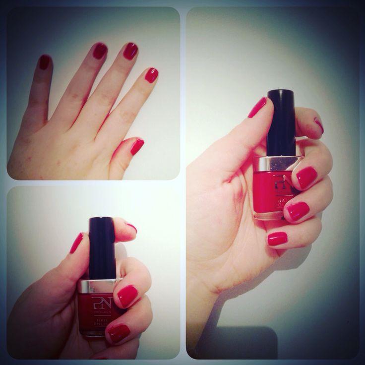 Rode nagels dankzij ProNails