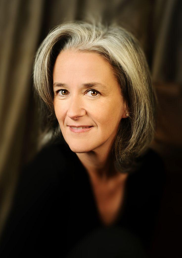 De schrijfster van het boek. Tatiana de Rosnay.