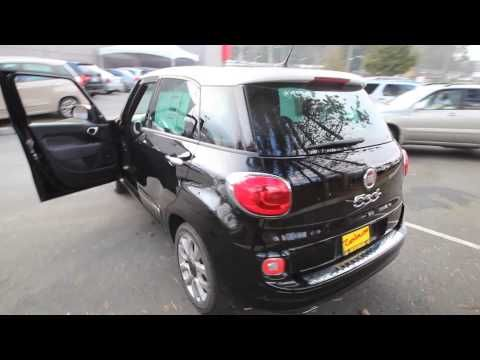 2014 Fiat 500 L Lounge | Black | EZ013735 | Redmond | Seattle