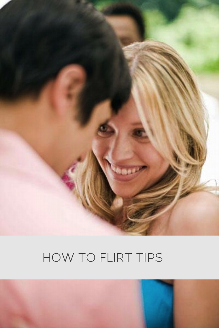 Online dating how to flirt