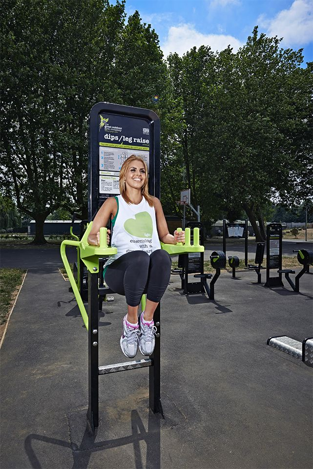 The Great Outdoor Gym Company