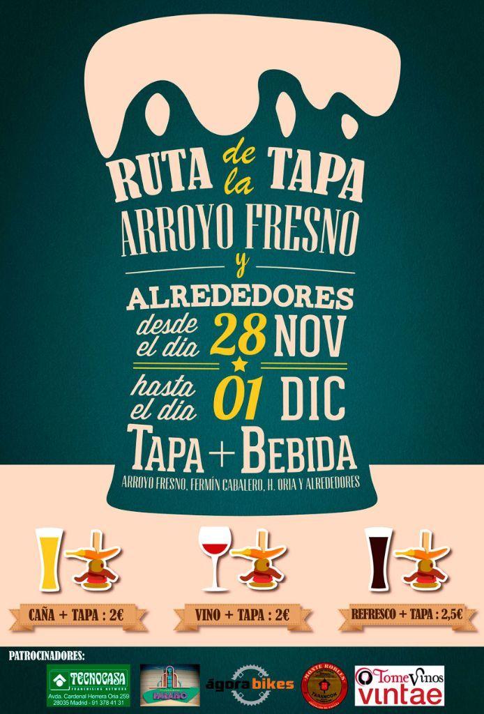 Ruta de la Tapa en TomeVinos Mirasierra con los vinos de Vintae