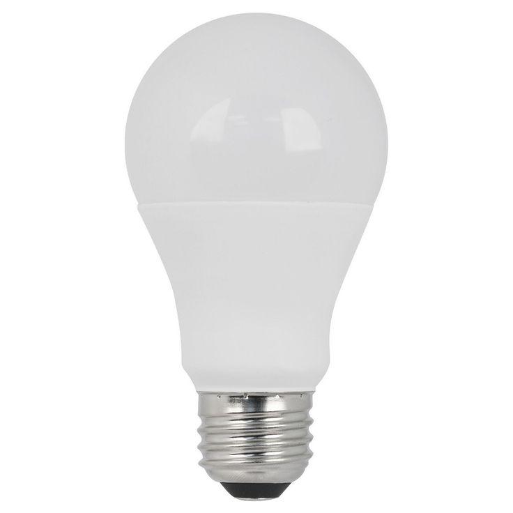 Led Soft White Light Bulb 60 Watt 3pk- up & up