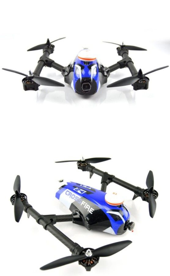 CrossFire 280 Racing FPV Quadcopter   Coolest Drones   Hobby cars