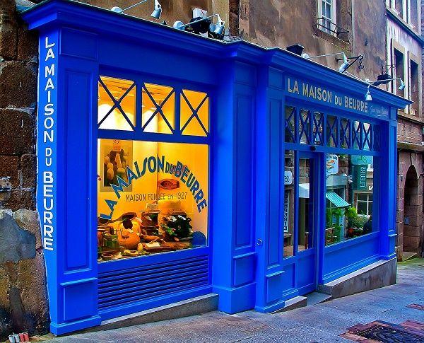 La Maison du Beurre,  Aller en Bretagne sans manger de beurre c'est comme aller à Paris sans vouloir voir la Tour Eiffel …