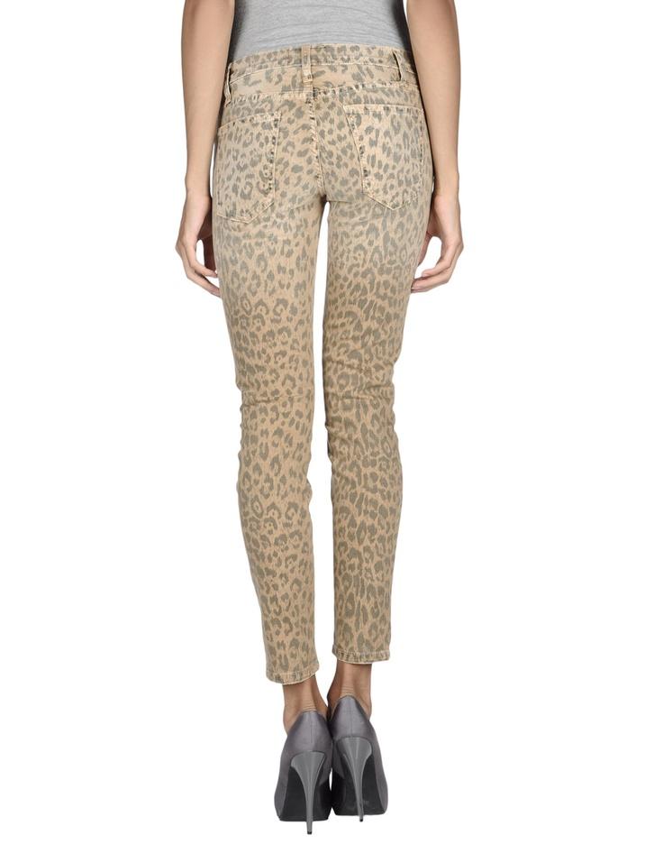 Pantaloni leopardati - Current / Elliot