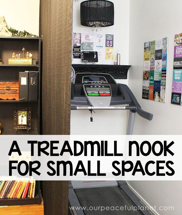 The best small treadmill ideas on pinterest basement