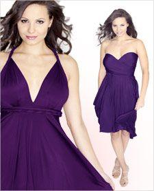 Henkaa dress... wear it hundreds of different ways