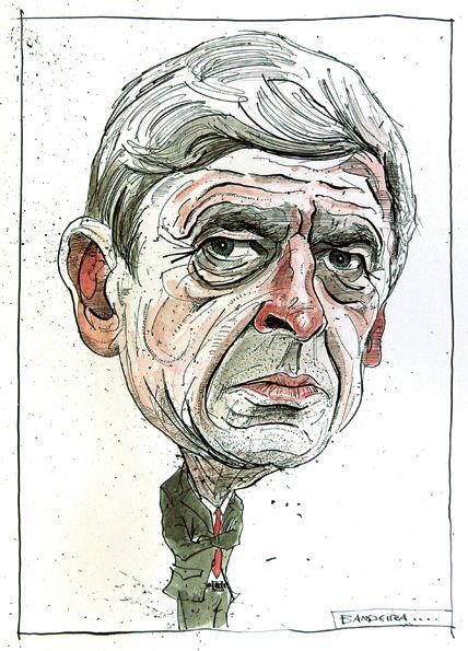 Arsene Wenger - Graeme Bandeira
