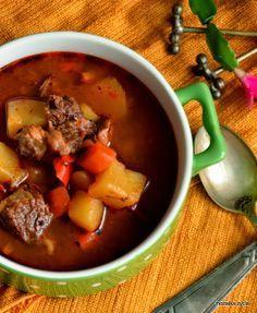Mozaika życia: Węgierska zupa gulaszowa – ZnP*