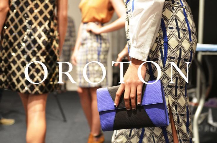 Oroton SS12 Campaign.: Oroton Ss12, Campaign Love