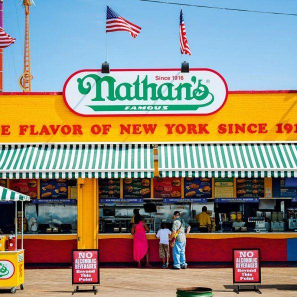 Où manger à Coney Island?