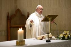 #Homily #PopeFrancis   Pope Francis: The Church should bestow the grace of God not bureaucratic obstacles