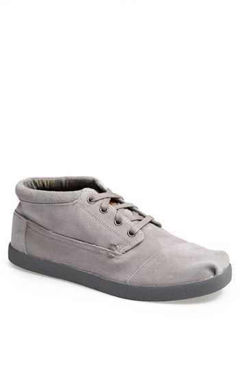 TOMS美國限定款下殺六折,這雙只要 $1735 TOMS 'Botas' Suede Chukka Boot (Men) available at #Nordstrom