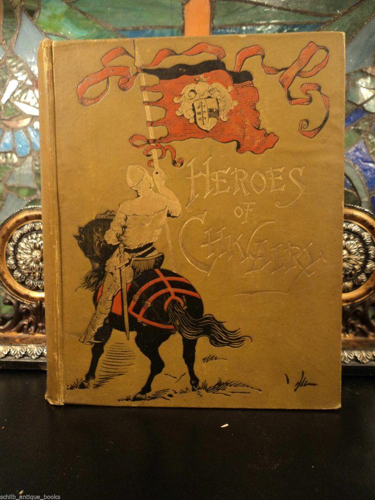 1884 Heroes of Chivalry Chevalier Bayard El CID Crusades Moors Spain Spanish   eBay