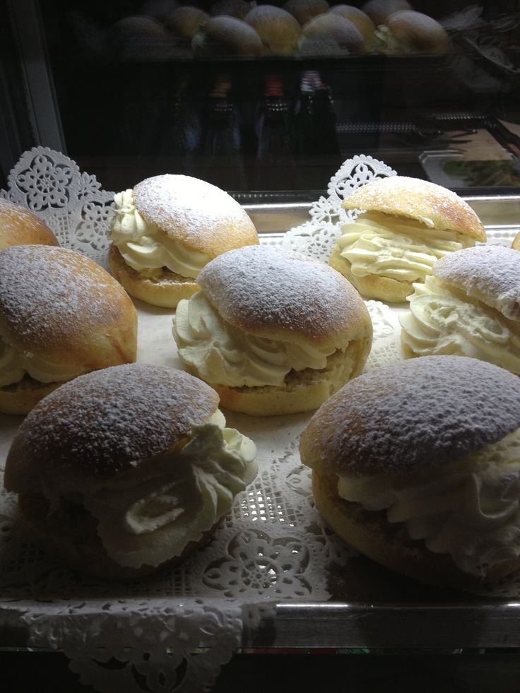 "My absolut favorit ""Semlor"""
