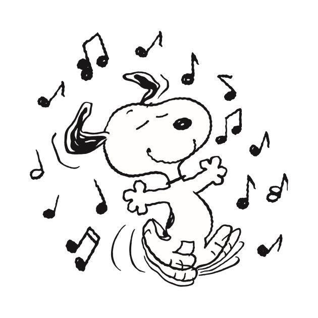 Dancing Snoopy Dancing Snoopy | Snoopys tThe Boss