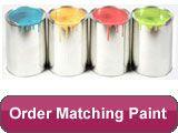 Nali Jungle Crib Bedding by CoCaLo - Paint Colors