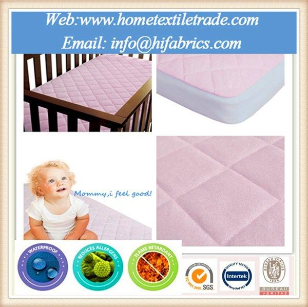 Quilted Fabric Waterproof MATTRESS PROTECTOR in America     https://www.hometextiletrade.com/us/quilted-fabric-waterproof-mattress-protector-in-america.html