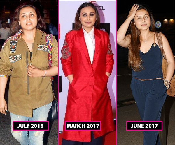 [Latest pics] Rani Mukerji's stunning transformation will make your jaws drop #FansnStars